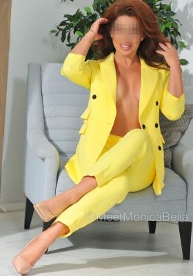 Monica Playboy model